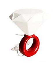 Romantic Couple Valentine's Day Gift LED Night Light Birthday Gift Diamond Ring Lights