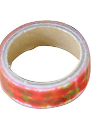 Transparent Color Other Material Packaging & Shipping Tape A Pack of Five