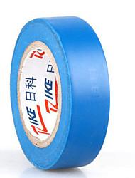 multicolor 20Y grossa fita isolante elétrico 18 milímetros pvc fita isolante rike fita impermeável
