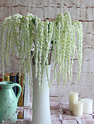 Hi-Q 1Pc Decorative Flower Vines Wedding Home Table Decoration Artificial Flowers