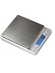 Precision Mini Jewelry Electronic Scales(Weighing Range: 2000G/0.1G)
