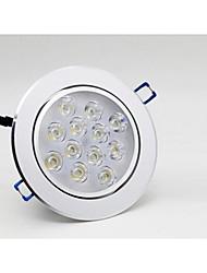 Plafonniers 200-600 lm Blanc Chaud / Blanc Froid LED Haute Puissance AC 85-265 V 1 pièces