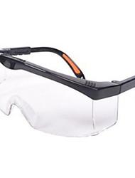 Transparent Color, PC Material Anti-Impact Goggles