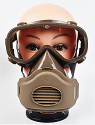 A Wind and Dust Protection Half-Mask Respirator Activated Carbon Industrial Dust Masks Labor...