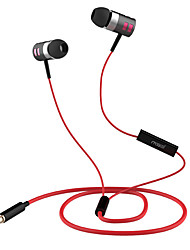 MOGCO IE-M3 In-Ear Headphones (Headband)ForMedia Player/Tablet / Mobile Phone / ComputerWithGaming / Sports