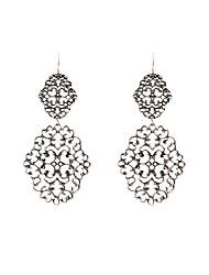 Earring Geometric Drop Earrings Jewelry Women Fashion / Vintage / Bohemia Style / Punk Style / Rock Party / Daily / Casual / Sports Alloy