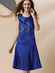 Girl & Nice® Femme Mousseline de Soie Robes de Chambre-L1108