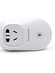 Lenovo Intelligent Wireless Remote Control Socket Phone Wifi Smart Home Essential Outlet