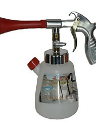 Tornado Cleaning Gun Foam Gun Car Interior Dry Cleaning Machine Beauty Tools with A Brush