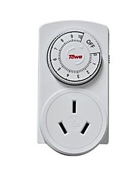 TOWE 16A Socket Countdown Timer Can Be Programmed Rechargeable Smart Kitchen Timer