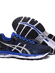 ASICS GEL-KAYANO 22 Marathon Running Shoes Men's Athletic Sport Sneakers Jogging Shoes Dark Blue 40-45