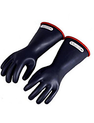 10KV High Voltage Electrician  Insulated Latex  Gloves