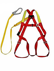 DL-C1 Single Hanging Point Integrated Whole Body Safety Belt 2M