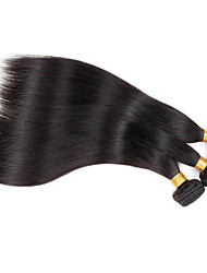 Peruvian Hair Wefts Silky Straight  Unprocessed Virgin Human Hair  8-26 3Pcs/lot 150g