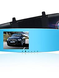 Завод-производитель комплектного оборудования 4,3 дюйма novatek / Allwinner TF карта Черный Автомобиль камера