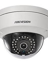 1.3mp caméra hikvisionds-2cd2112f-ih.265 anti-vandalisme dôme ip
