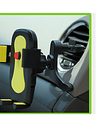 The Automatic Lock Suction Outlet In Mobile Phone Holder / Navigation Frame Car Multifunctional Holder