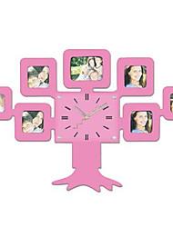 Regional / Casual Outros Relógio de parede,Outros Vido 38*60*3 Interior/Exterior / Interior / Ao ar Livre Relógio