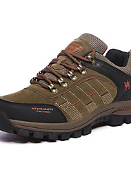 Men's Athletic Shoes Spring / Fall / Winter Work & Safety Suede Outdoor Sneakers/ Athletic / Gray / Walking / Hiking