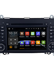2 din 7 Quad-Core Wifi 1024*600 Android 5.1.1 Car DVD GPS for Mercedes-Benz A-Class B-Class Sprinter Viano Vito