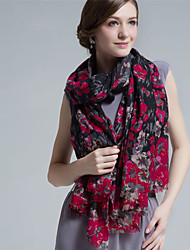 Alyzee Women Wool ScarfFashionable Jewelry-B5031