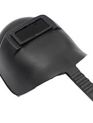 main tenue de protection électrique masque de soudage
