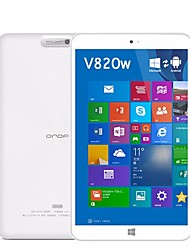"ONDA V820w Android 4.4 / Windows 10 Tablette RAM 2GB ROM 32GB 8"" 1280*800 Quad Core"