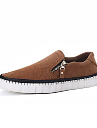 Men's Popular Loafers Casual/Party/Travel Suede Casual Slip on Shoes