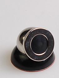 automóvel imã magnético telemóvel suporte de 360 graus logotipo chuck rotação