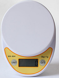 B04 Household Kitchen Electronic Scale (Note 5 kg / 1 Gram With A Bowl)