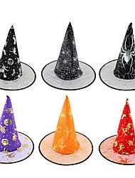 1pcs consegna casuale halloween costume strega festa accessorio del costume del partito di travestimento puntelli giocattolo cosplay di