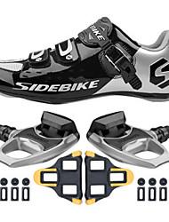 BODUN / SIDEBIKE® Baskets Chaussures de Vélo de Route Chaussures Vélo / Chaussures de Cyclisme Unisexe Coussin Ultra léger (UL)Extérieur