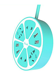 Sky Blue Multi-Functional Creative Socket