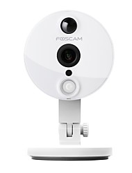 Foscasm 1080P Wirel Mini Indoor with Day Night Wide Viewing Angle 120 PIR Motion Detection Plug and Play