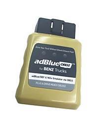 AdblueOBD2 Emulator For BENZ Trucks Adblue OBD2