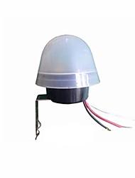 Rainproof Type Automatic Induction Lamp Switch AS-20
