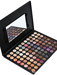 88 Eyeshadow Palette Dry Eyeshadow palette Powder Large Daily Makeup