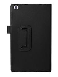 "Bolsas de Ombro Pele PU Case Capa Para 8 "" Lenovo"