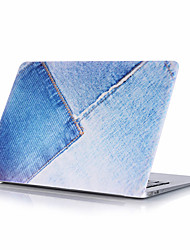 Light Blue Jeans Pattern Computer Shell For MacBook Air11/13   Pro13/15   Pro with Retina13/15   MacBook12