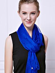 Damen Retro / Freizeit Seide Schal