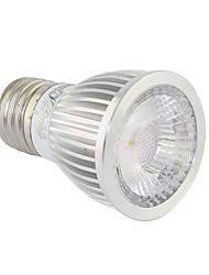 5 E26/E27 Focos LED A60(A19) 1 COB 400 lm Blanco Cálido / Blanco Fresco Decorativa AC 85-265 / AC 100-240 / AC 110-130 V 1 pieza