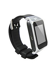 Android Bluetooth M9S28 Silver Worn Card Watch