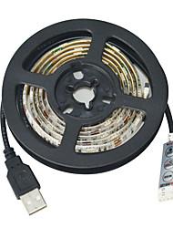 Jiawen usb 30-SMD5050 rgb 1m LED wasserdicht Streifen Licht