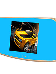 Fabrikbezeichnung (OEM) 4,3 Zoll Allwinner TF-Karte Schwarz Auto Kamera