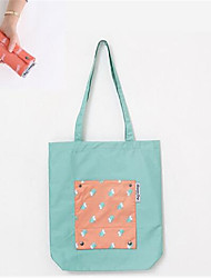 Women Storage Bag Canvas Casual Orange Blue Blushing Pink