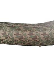 Inflatable Outdoor Air Sleep Sofa Couch Portable Furniture Sleeping Hangout Lounger External Internal  Camping Beach