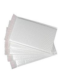 cinco 350 milímetros * 480 milímetros sacos de 55 milímetros bolha plástico bolha por embalagem