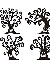 Halloween Stickers/ Decals Halloween Ghoast Tree Stickers For Home Decor