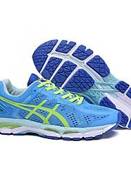 ASICS GEL-KAYANO 22 Marathon Running Shoes Men's Athletic Sport Sneakers Jogging Shoes Sky Blue/Light Green 40-45