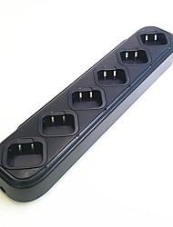 365 k-301 6-way carga universal rápida quadrilha carregador de dreno para 365 k-301 baiston BST-320 530 Baofeng bf-888s 666s